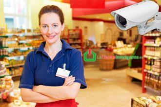 Soluciones VideoVigilancia para supermercados