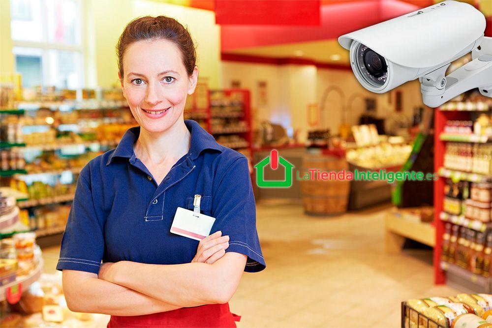 vigilancia para supermercados