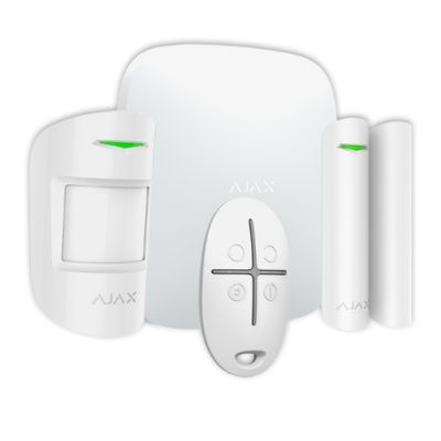 sistema de alarma ajax