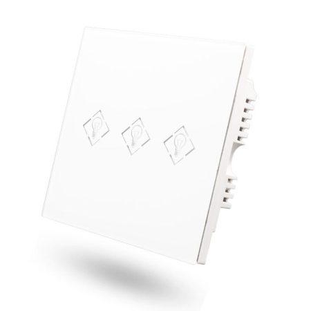 triple interruptor para domótica