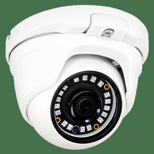 PACK de cámaras de vigilancia de 4 a 8 CAMARAS incluye GRABADOR 1080pLite
