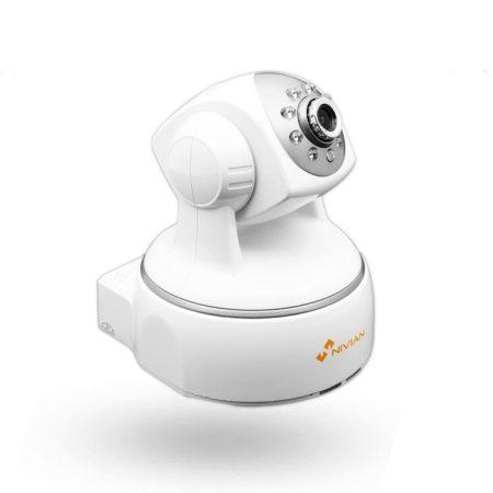 cámara ip wifi con grabación y movimiento