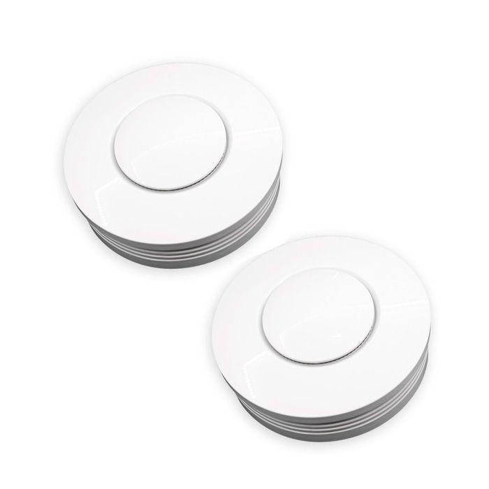 sensores de humos sistemas de alarma para chalet