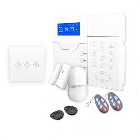 sistema de alarma de hogar Safe Sure