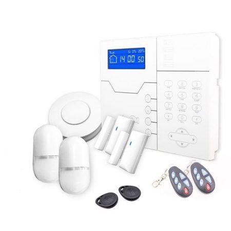 sistema de alarma para pisos