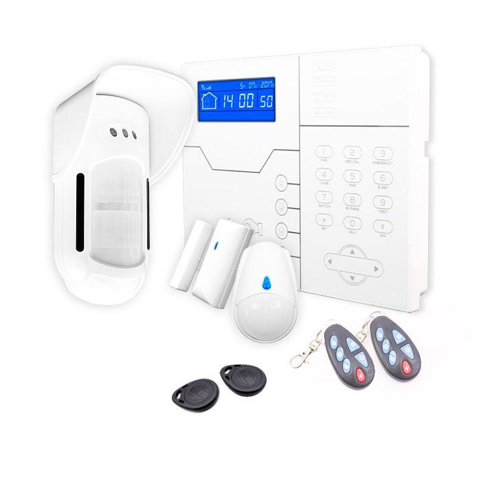 Sistema de alarma protección perimetral Safe Sure