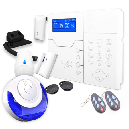 Sistema de alarma negocio Safe Sure