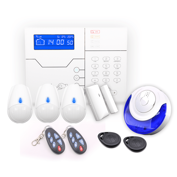 Kit Sistema de Alarma para piso Safe Sure