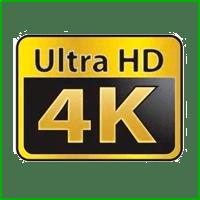 Salida de video cámaras de vigilancia 4K