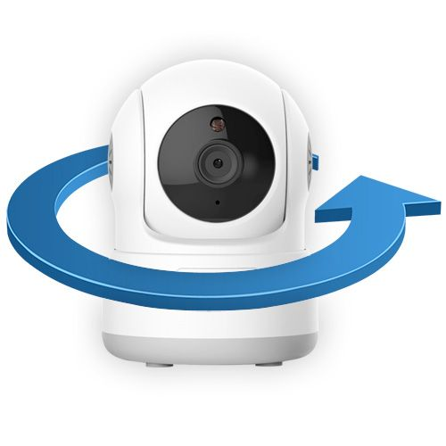 CAMARA IP WIFI con movimiento
