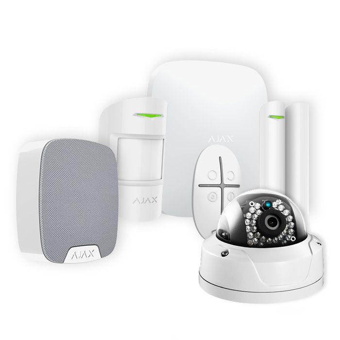 Kit protecci n ajax sistema de seguridad para el hogar - Sistemas de calefaccion para el hogar ...