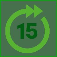 control de electrodomésticos hasta 15 dispositivos