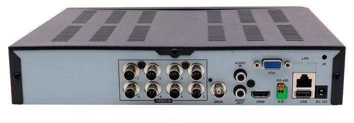 grabador 8 cámaras ICatch