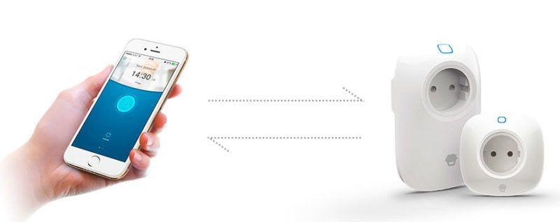 App para control de electrodomésticos