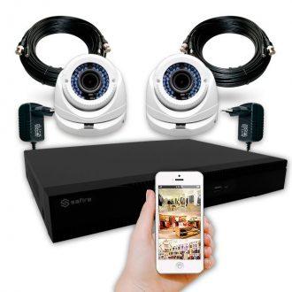 2-4 cámaras