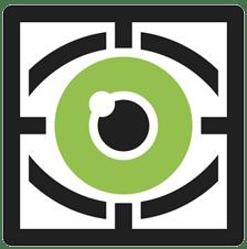 lector biométrico de iris sin contacto