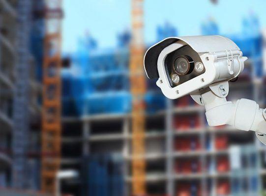 riesgos laborales con cámaras de vigilancia