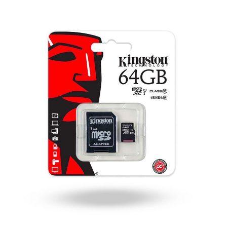 tarjeta de memoria microsd 64 gb