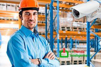 Soluciones de vigilancia para almacenes