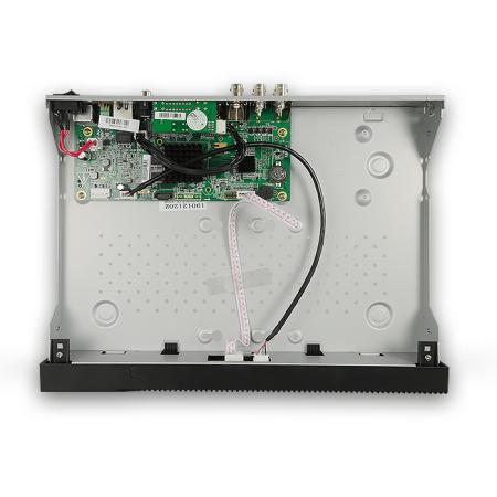 Grabador PoC que soporta cámaras FULL HD con alimentación por coaxial con una resolución de 3 Megapíxeles, Sailut