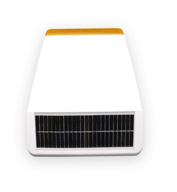 sirena solar de exterior inalámbrica safe sure