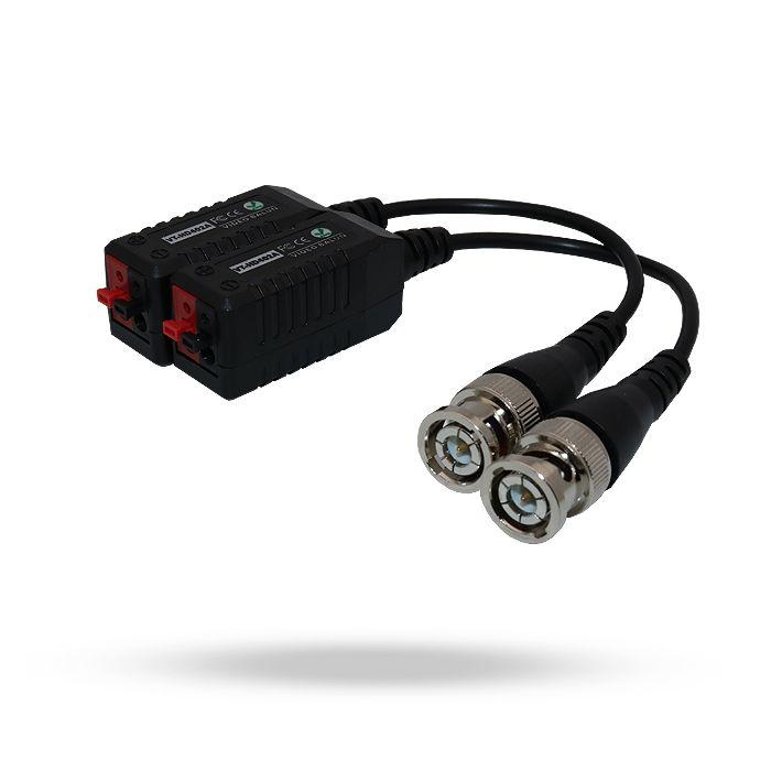 Balun pasivo BA612P transmisor de video por UTP