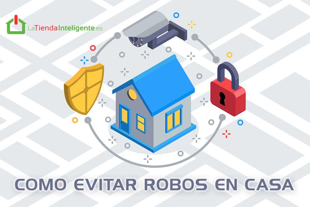 Alarmas para Hogar - Como evitar robos en casa