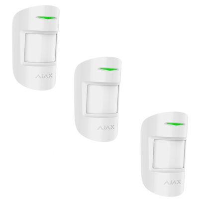 sensores de movimiento de alarma Ajax
