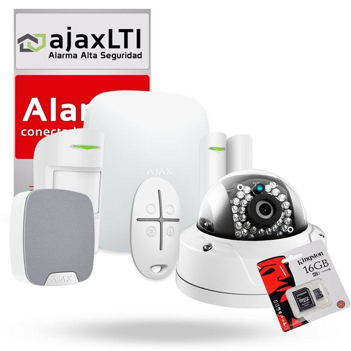 Kit protección total - Ajax la mejor alarma sin cuotas