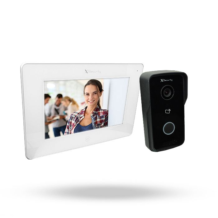kit videoPortero IP WiFi Xsecurity ARAMIS