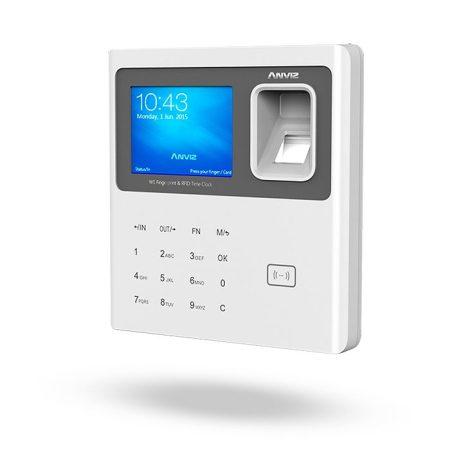 sistema de Control de Presencia W1