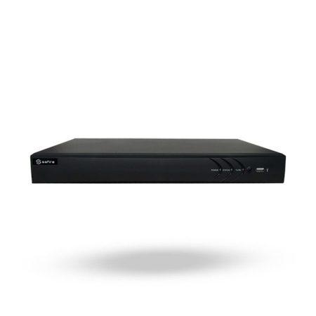 Grabador de cámaras IP Full HD 4 Canales Safire GARGAS - Grabadores IP