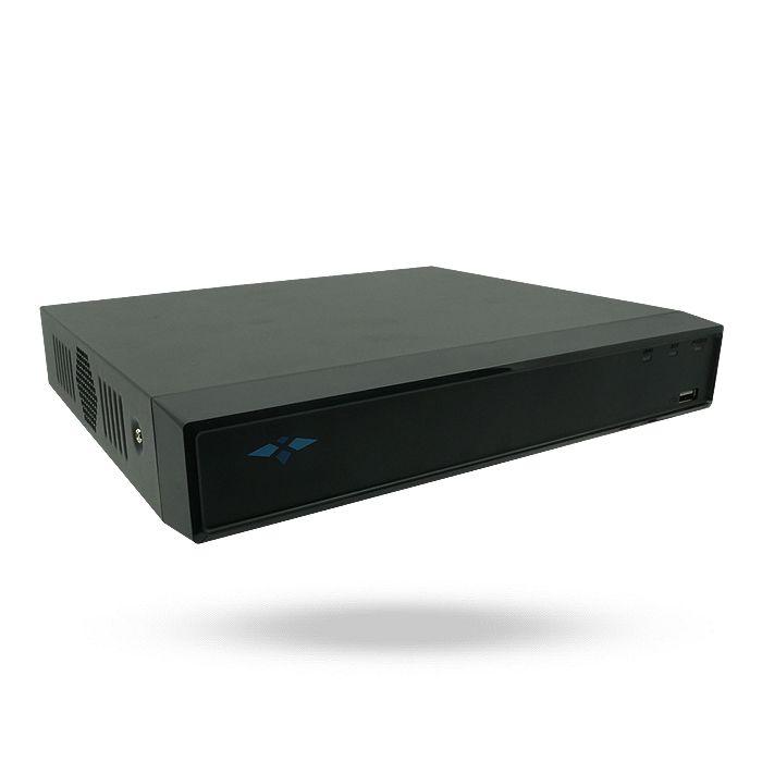 VideoGrabador 8 cámaras de vigilancia Full HD RUTILE