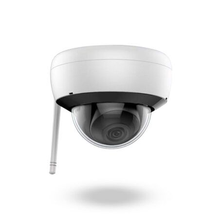 Cámara de seguridad conectada al móvil por IP con micrófono y WIFI SAFIRE NOVA
