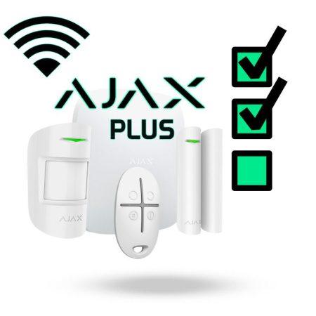 comprar-alarma-ajax plus-configurador
