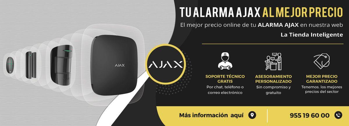 Sistema de alarma Ajax al mejor precio