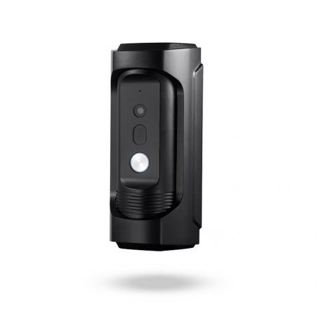 Telefonillo con cámara ip antivandálico con apertura remota por App móvil o software PC