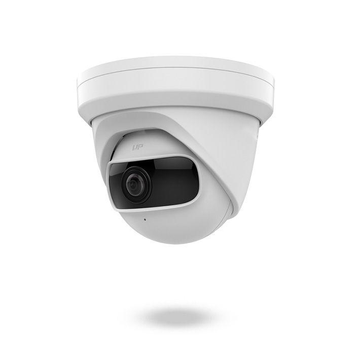 Cámara seguridad interior de 4 megapíxeles con efecto panorámico, grabación y fácil acceso remoto - SAFIRE NICOSIA