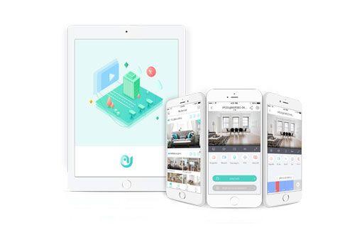 EZLive es una aplicación simplificada de vigilancia móvil válida para esta cámara ip 4 megapíxeles que está diseñado especialmente para las pequeñas empresas