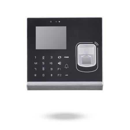 Control de acceso de personal WiFi por huella, tarjeta y PIN con controladora SAFIRE KALIFAT
