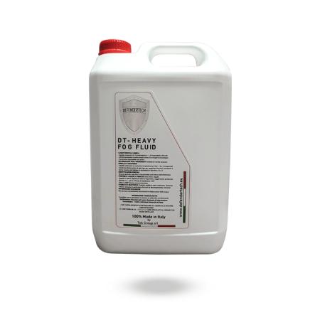 Recarga de líquido para generador de niebla para toda la serie NEBULO de 5 litros
