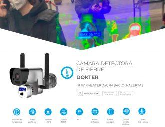 Presentación Cámara detectora de Fiebre DOCKTER