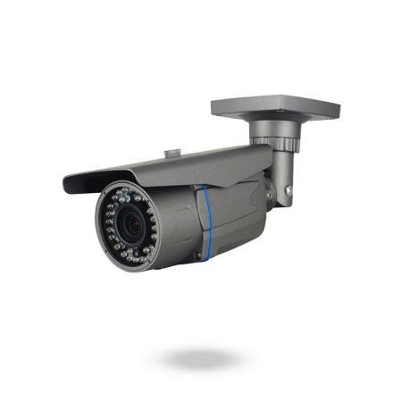 Cámara de seguridad bullet varifocal FULL HD exterior VETIO GRIS