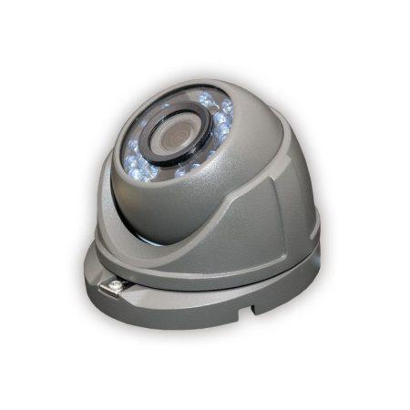 Cámara de seguridad domo exterior AUDITOR NEGRA 1080p Lente 2.8mm IR 20m