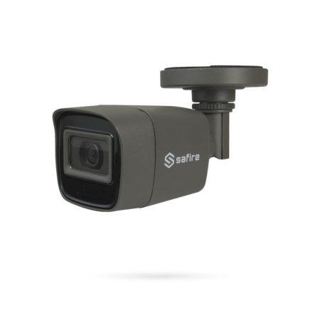 Cámara de vigilancia con audio sobre coaxial de 5Mpx para Exterior Lente Fija SAFIRE PAX