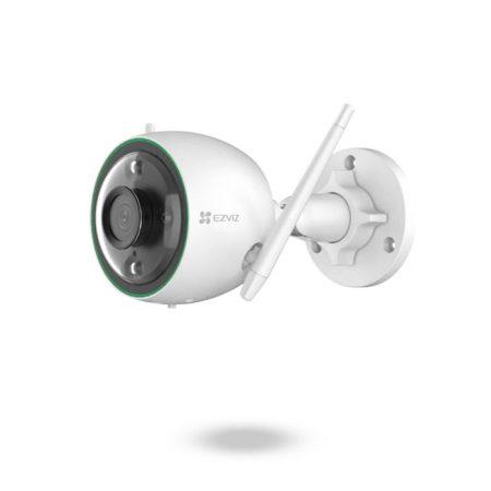 Cámara detección de movimiento humano WiFi con micro y grabación para exterior EZVIZ C3N