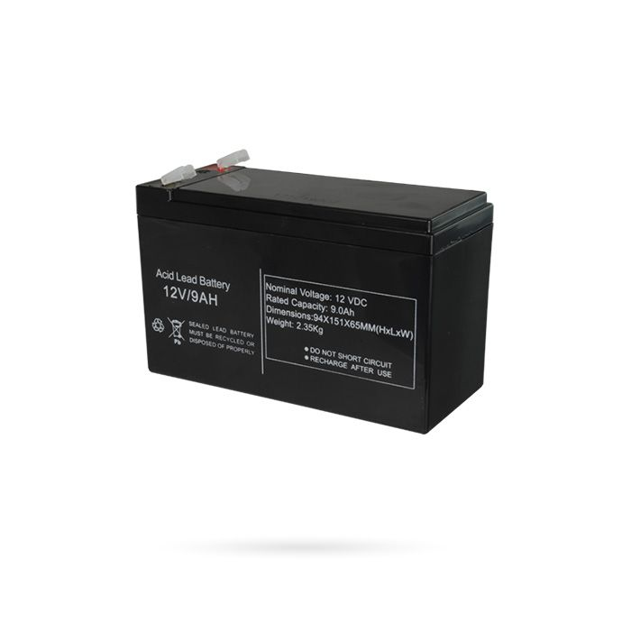 Batería recargable 12V sin mantenimiento