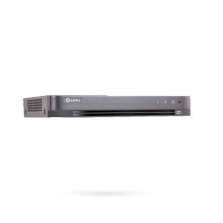 Videograbador 16 canales 8Mpx Lite Audio sobre Coaxial SAFIRE RHODIUM