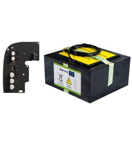 Ajax pack bateria 14m y modulo para hub 2