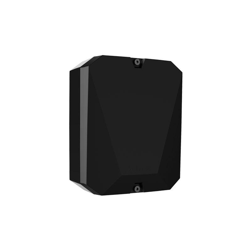 AJAX MULTITRANSMITTER Módulo para alarma sin cuotas cableada color negro